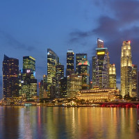 Singapore, a good place for business